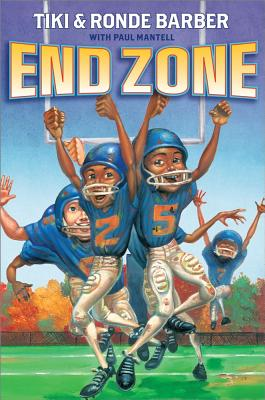 End Zone By Barber, Tiki/ Barber, Ronde/ Mantell, Paul (CON)